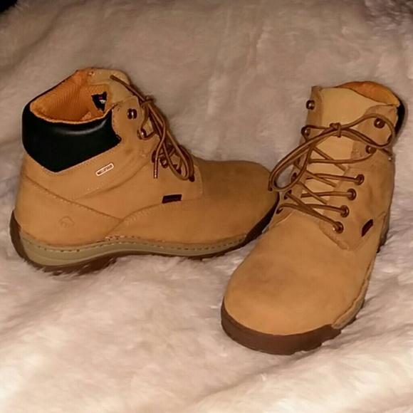 7b2a03d4889 NEW Men's WOLVERINE Waterproof 10 1/2 W Work Boot